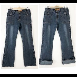Apollo Jeans Roll Cuff - Juniors Size 11/12